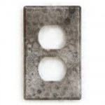 Petoskey Stone Outlet Cover